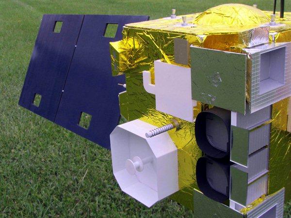 GOES-12 Satellite Model
