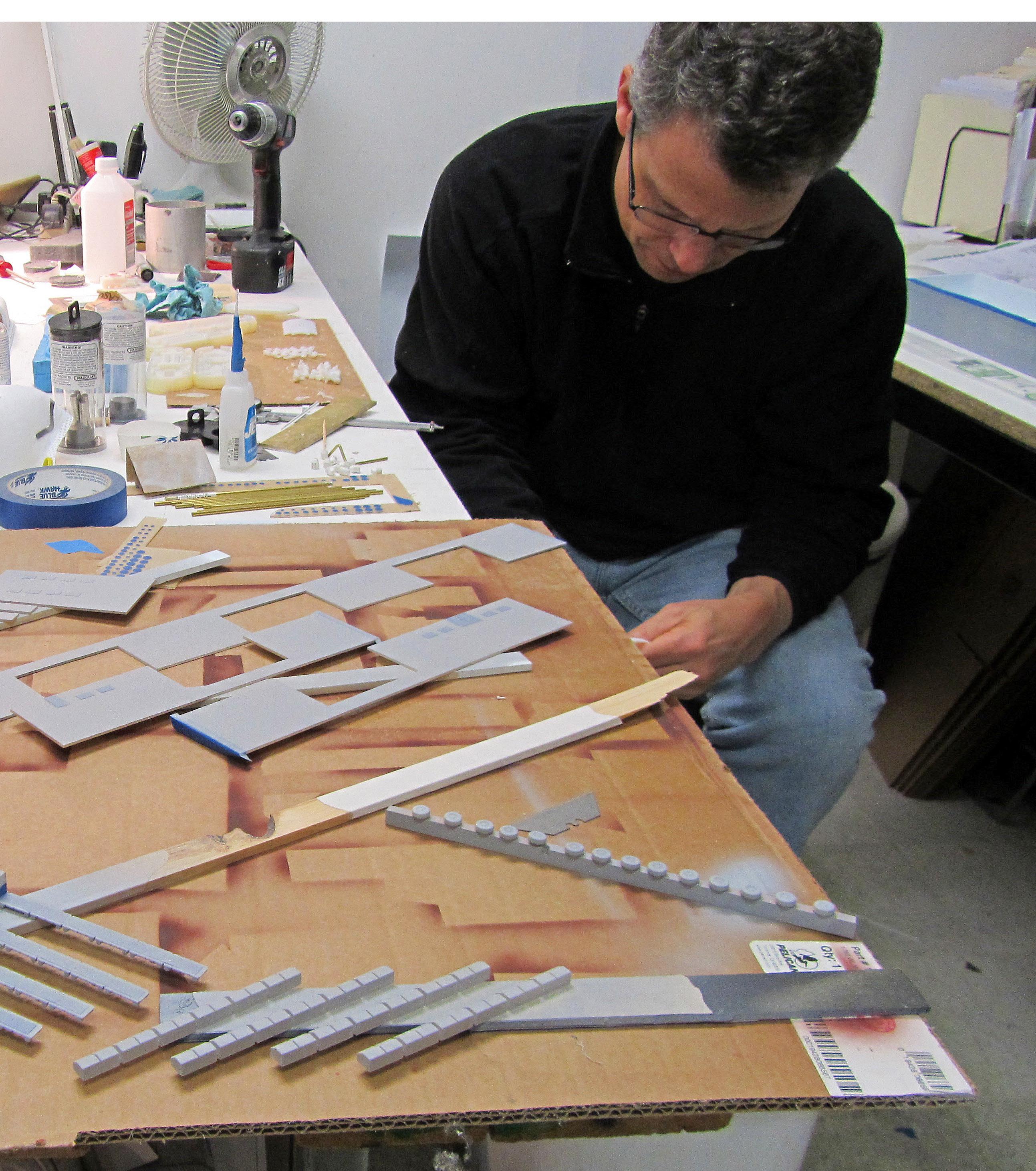 KiwiMill Model Maker Mike