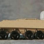 Military Vehicle Model