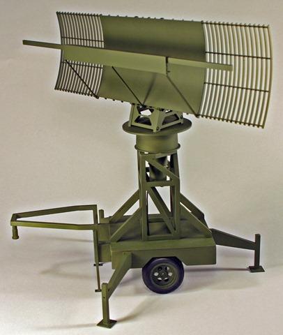 Mobile Radar Model