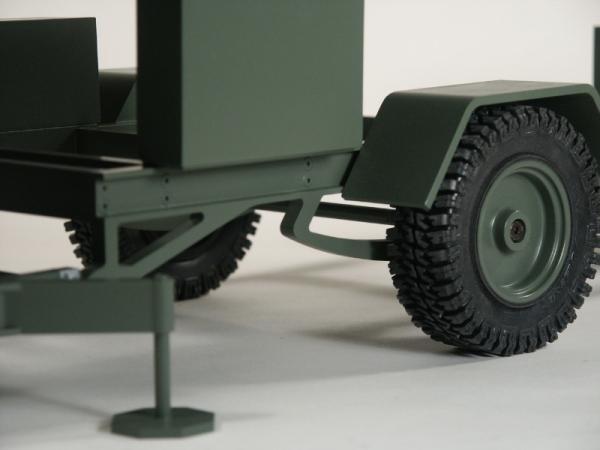Radar Trailer Model