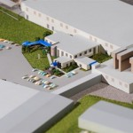 Bush Factory Architectural Model