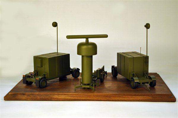 Desktop Radar Model