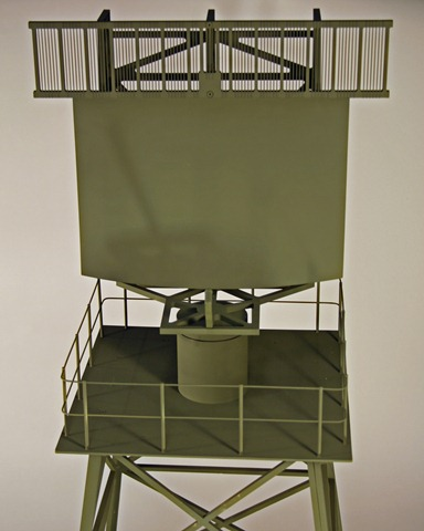 Fixed Tower Radar Model