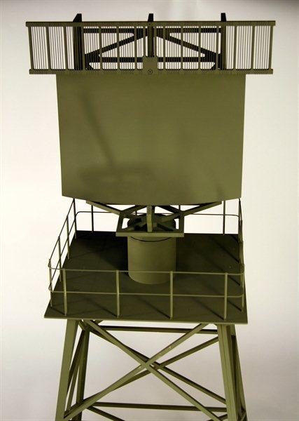 Fixed Tower Radar Model