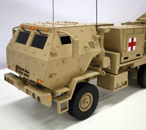 mobile surgical army hospitals and the 5b grant number 4 title and subtitle the mobile modular surgical  hospital: the army medical department's future unit of action.