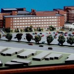 Architectural Model - Hospital