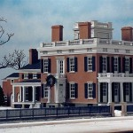 Hoyt Potter House Architectural Model