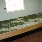 miltary base architectural model