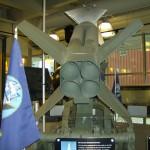 Nike Hercules Missile Model