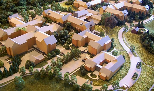 Residential Massing Model