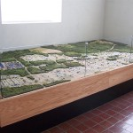 Military Base Architectural Model