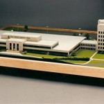 Office Building Architectural Model