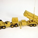 Patriot Missile Launcher Model