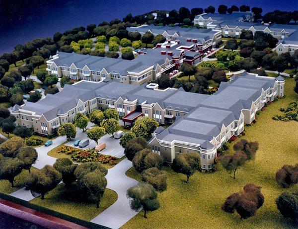Retirement Community Architectural Model