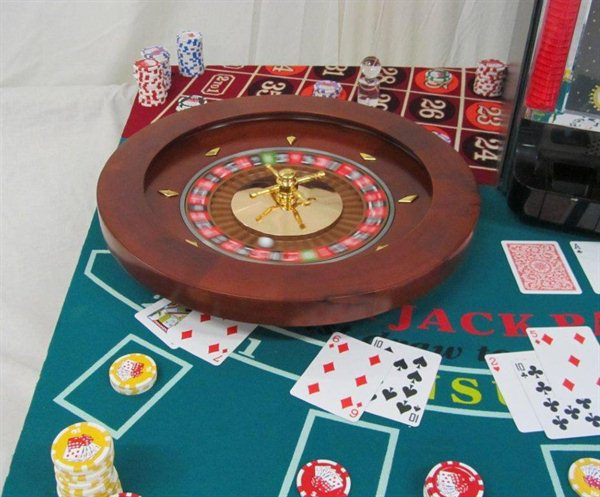 Slot Machine Model