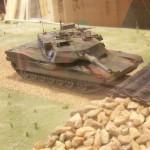 Military Tank Model
