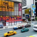 Times Square Model
