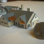 Tiny House Architectural Model