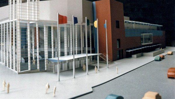 Urban Architectural Model