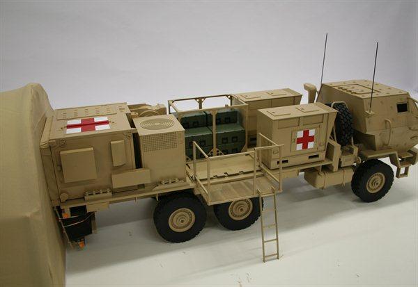 FMTV Military Truck Model