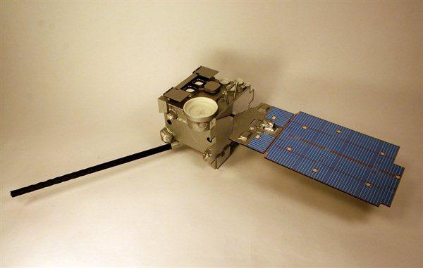 GOES Satellite Model
