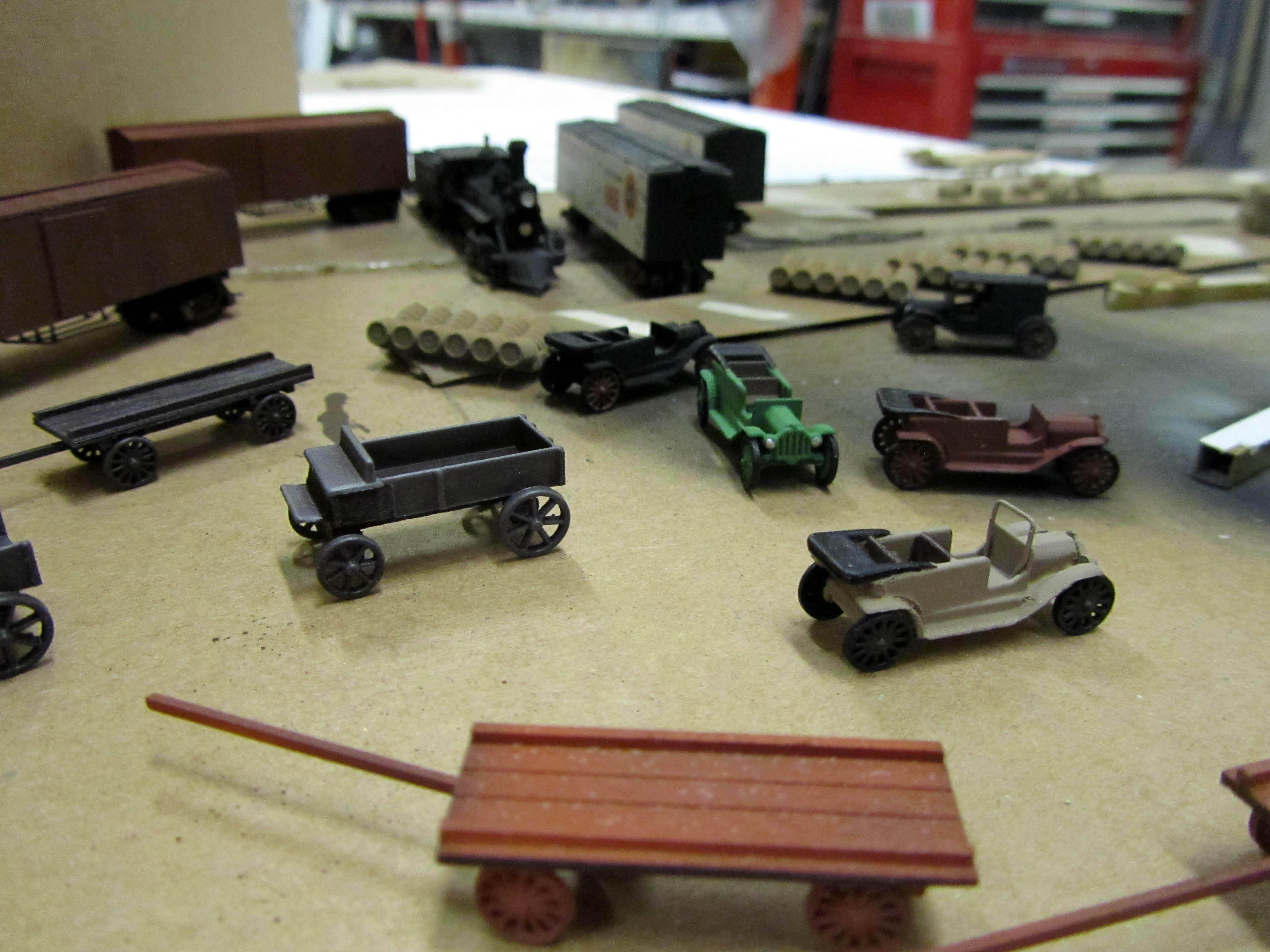 museum model making