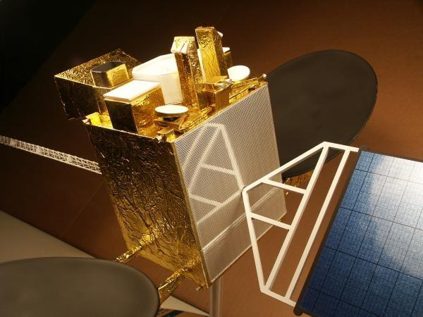 MTSAT Satellite Model