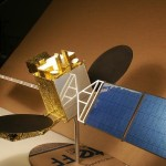 MTSAT Satellite Model