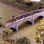 Burnside Bridge Museum Model