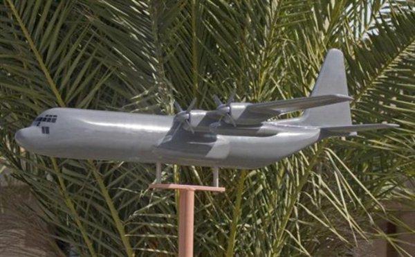 C-130 Hercules Airplane Model