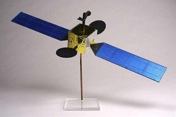 Desktop Satellite Model