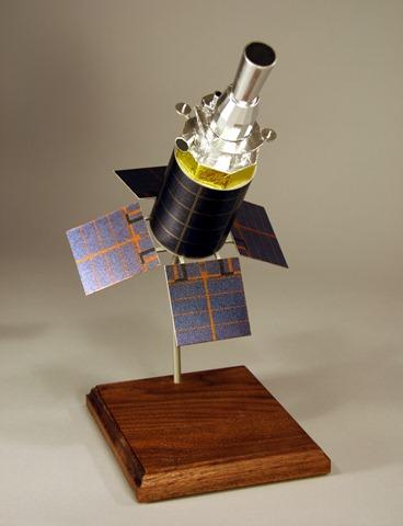 DSP Satellite Model