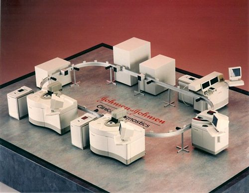 Johnson & Johnson Factory Model