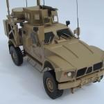 Military Truck Model