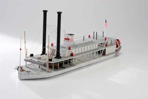 Paddle Wheel Model