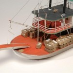 Paddle Wheel Model