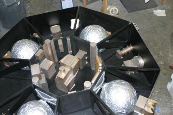 Satellite Instrument Mockup