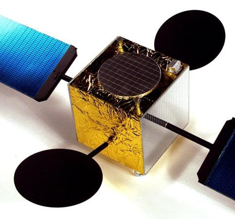 Scale Satellite Model