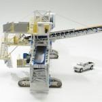 Stacking Conveyor Model