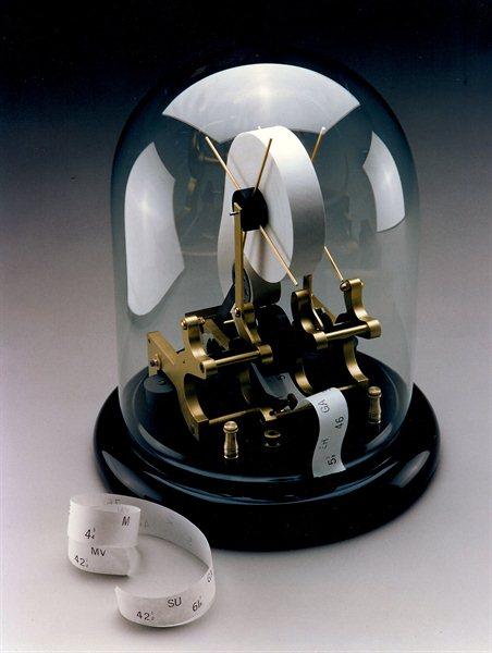 Ticker Tape Museum Model
