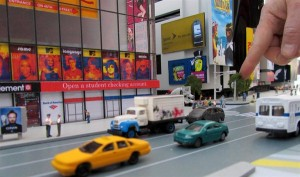 Times Square Model