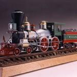"""The General"" Train Model"