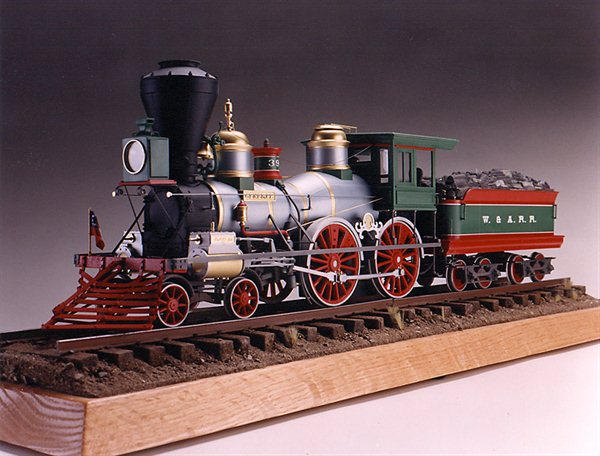"""The General"" Train Model"