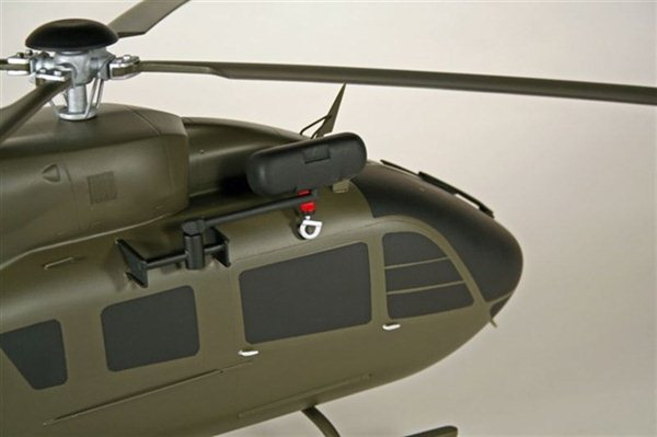 UH-72 Helicopter Model