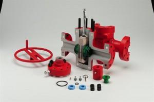 Valve Cutaway Model
