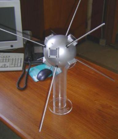 Vanguard Satellite Model