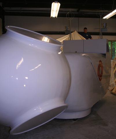 Nacelle Wind Turbine Model
