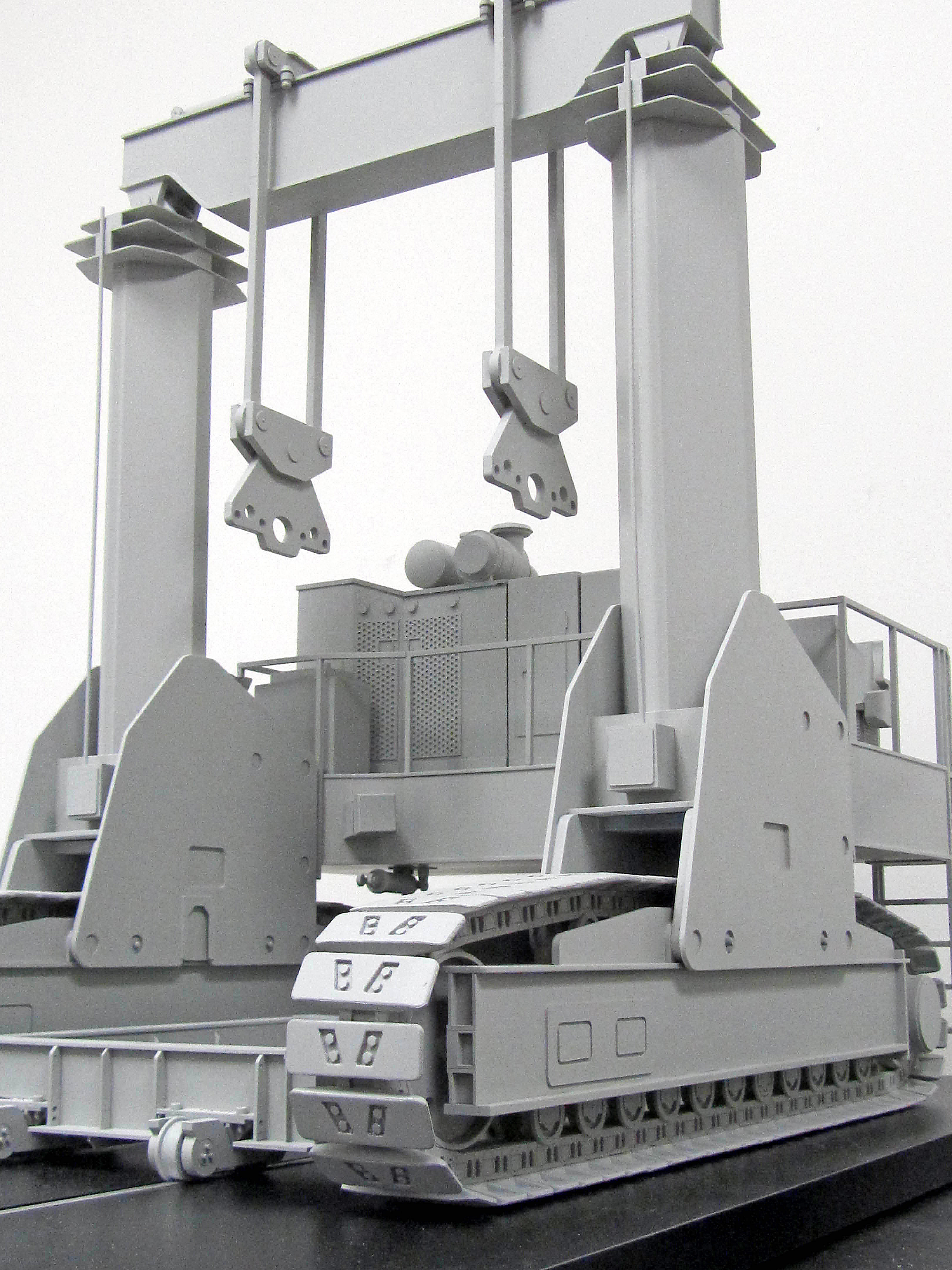 Nuclear Equipment Scale Model
