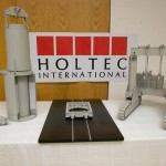 nuclear storage scale models